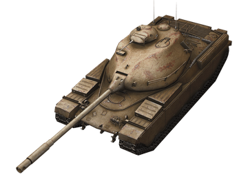 Премиум танк Chieftain T95 World of Tanks Blitz