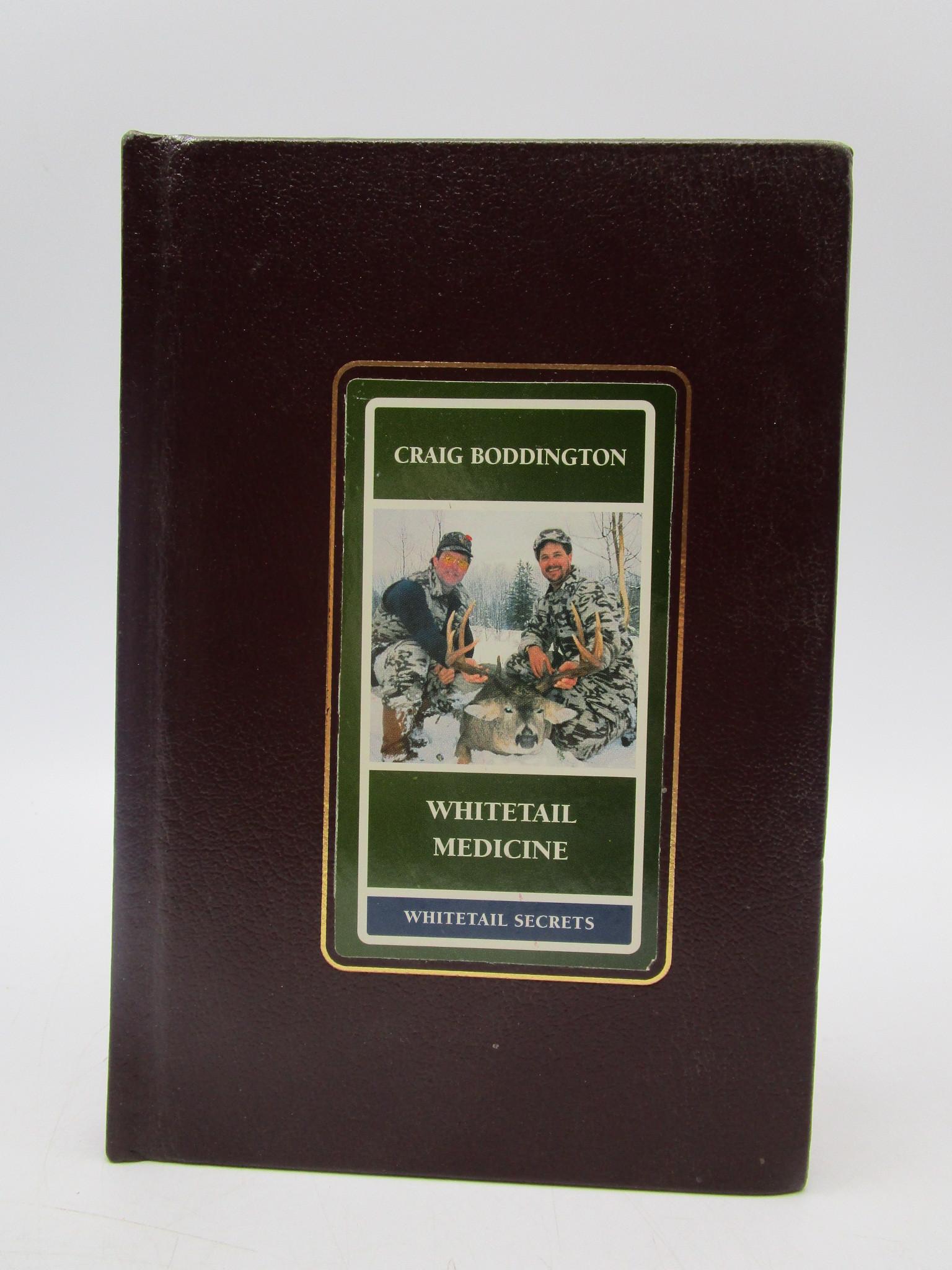 Image for Whitetail Medicine (Whitetail Secrets Series) Volume 6
