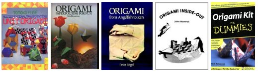 5 Origami e-Books