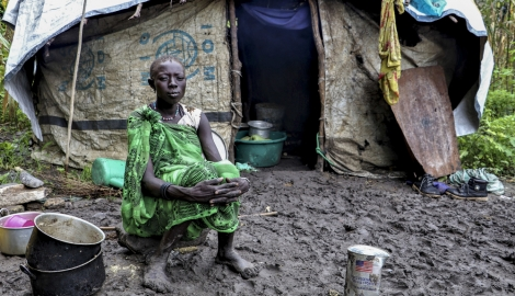 Heavy floods threaten the lives of thousands of people in Greater Pibor
