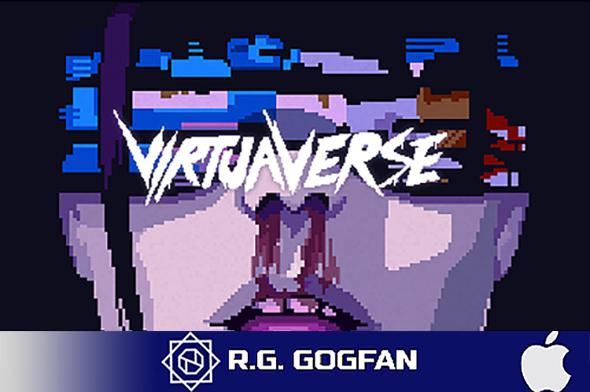 VirtuaVerse (Blood Music) (ENG|GER|MULTI5) [DL|GOG] / [macOS]