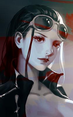 Decay Avatar-nico-robin