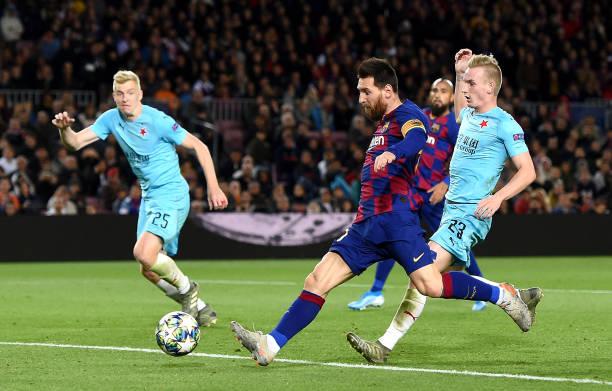 ბარსელონა 0-0 სლავია პრაღა | ჩემპიონთა ლიგა | ჯგუფური ეტაპი | მიმოხილვა