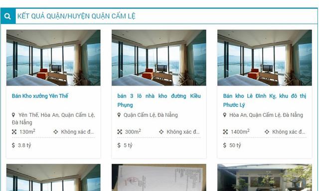 Cho thuê nhà Đà Nẵng Nhất Đô Land
