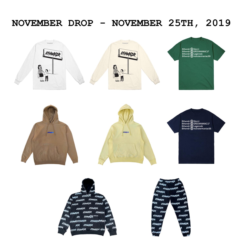 november-drop-ARCHIVE
