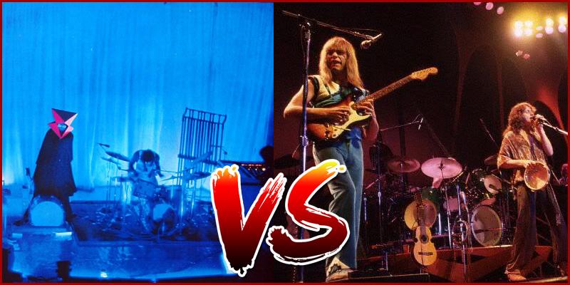 "Duel de la semaine: ""Close to the Edge"" vs ""Supper's Ready"" Yes"