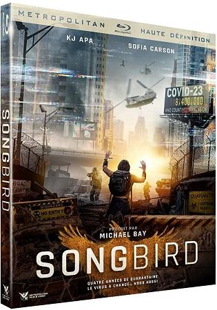 Songbird (2020) .mkv FullHD 1080p AC3 iTA ENG HEVC x265 - DDN