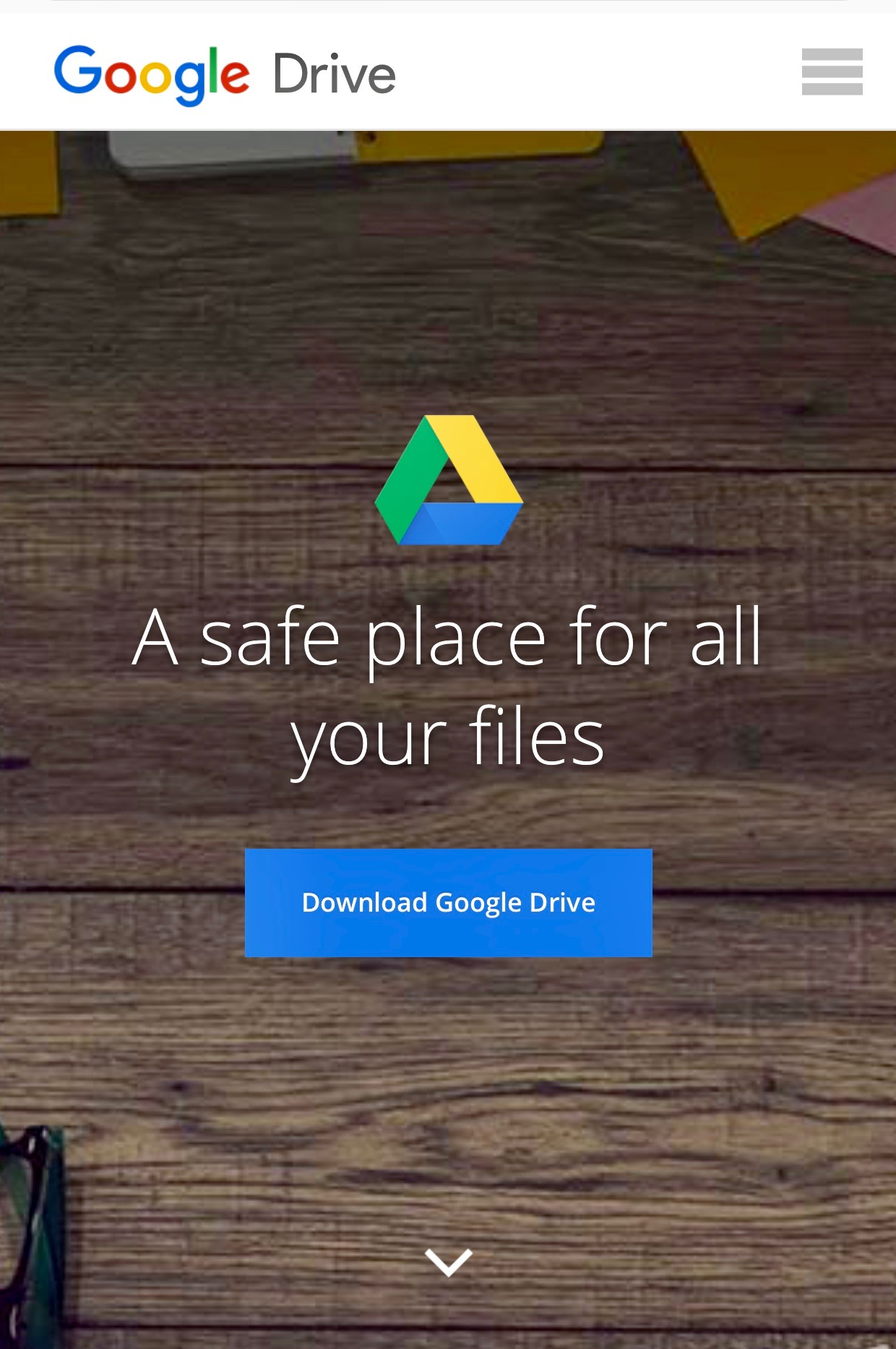 google drive for iphone