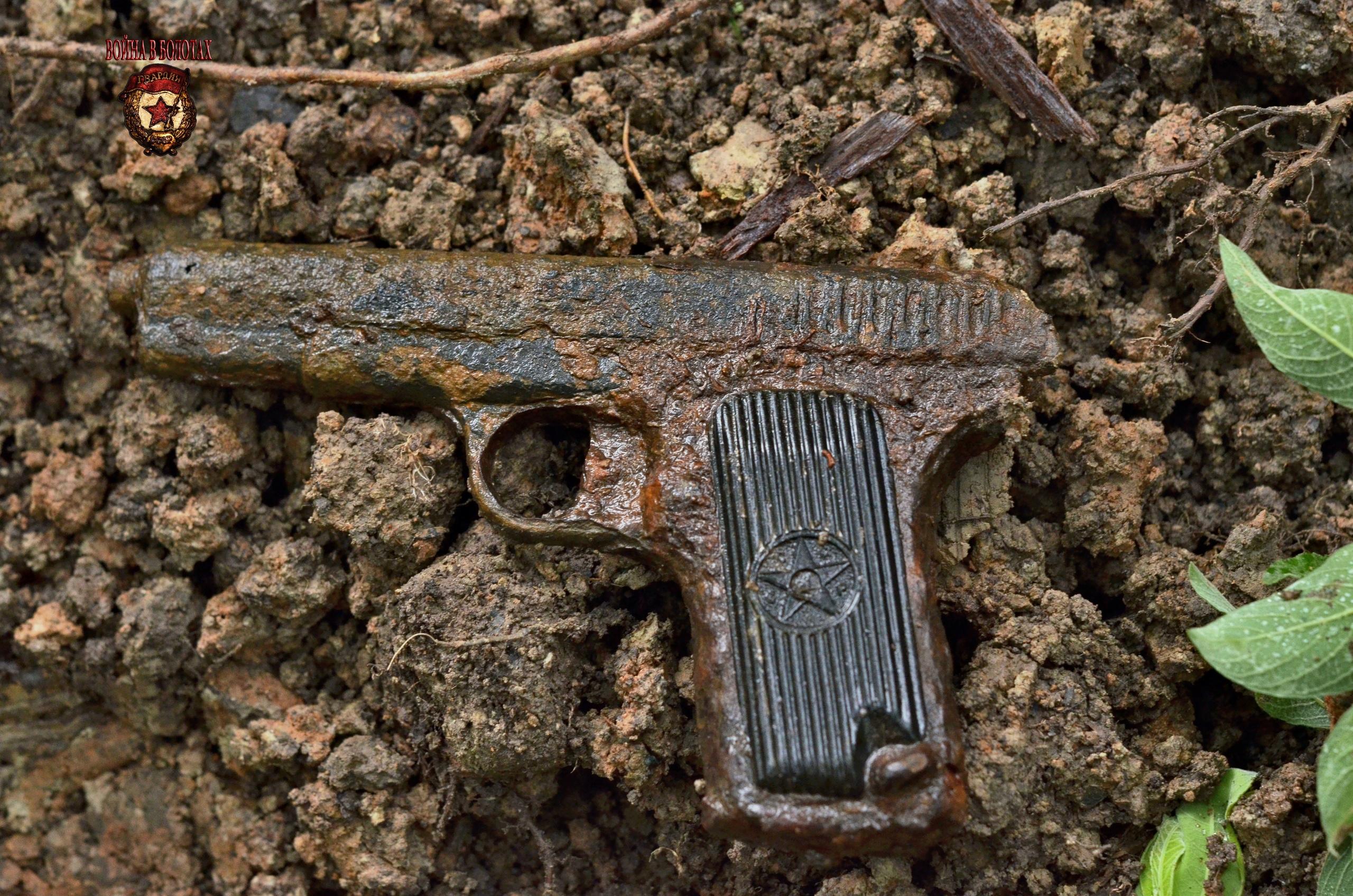 pistol TT