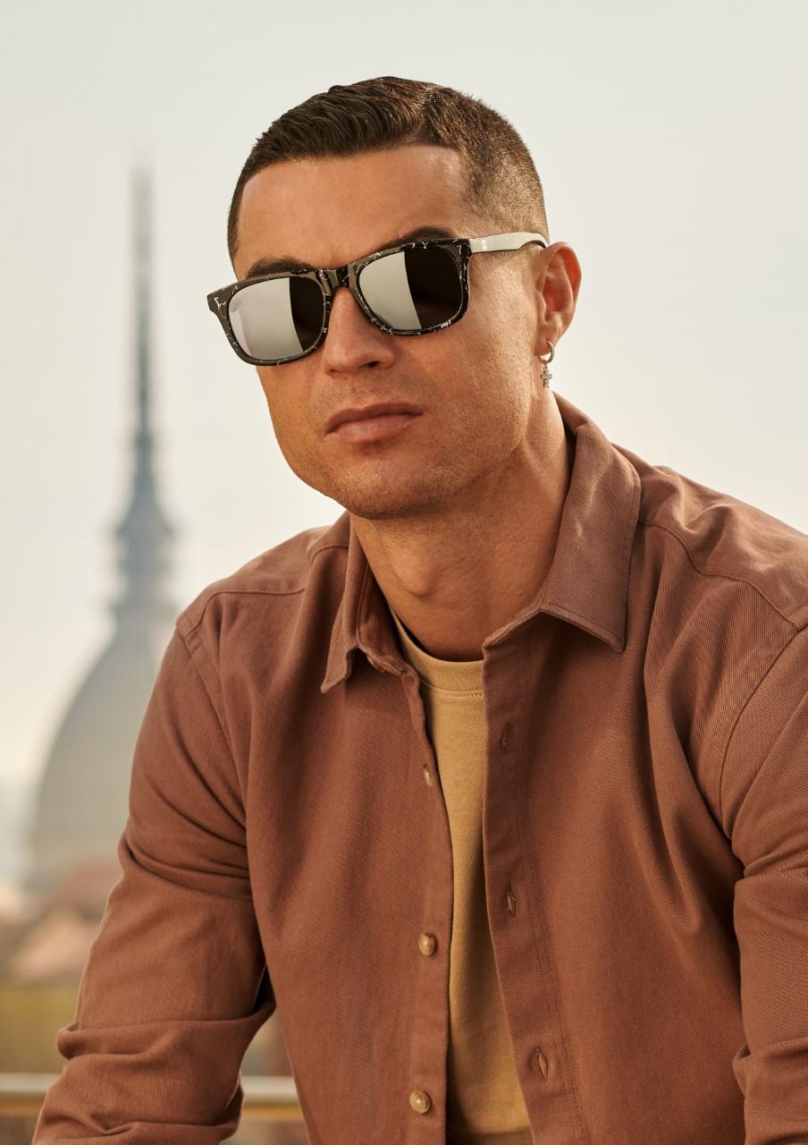 CR7 X Italia Independent, la capsule eyewear SS21 firmata Ronaldo