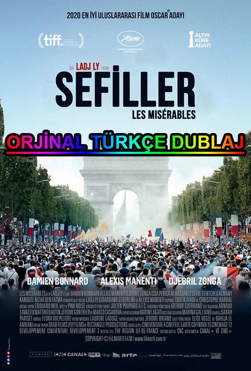 Sefiller | Les Miserables | 2020 | BDRip | XviD | Türkçe Dublaj | m720p - m1080p | BluRay | Dual | TR-EN | Tek Link