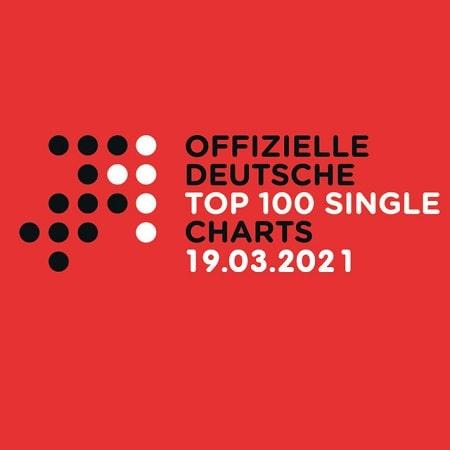 German Top 100 Single Charts 19.03.2021 (2021)