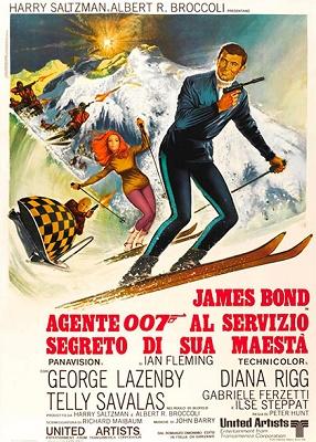 Agente 007 - 06 - Al Servizio Segreto Di Sua Maestà (1969) FullHD 1080p WEBrip SDR10 HEVC DTS ITA/ENG