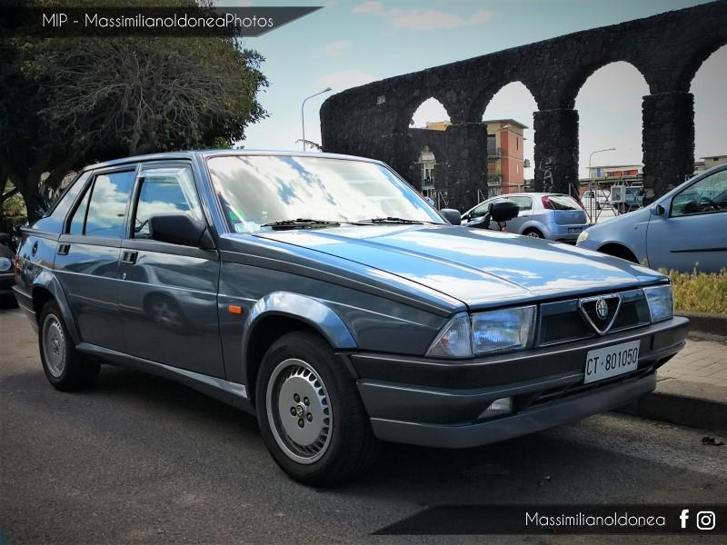 avvistamenti auto storiche - Pagina 24 Alfa-Romeo-75-Twin-Spark-2-0-148cv-88-CT801050-46-197-9-6-2017-2