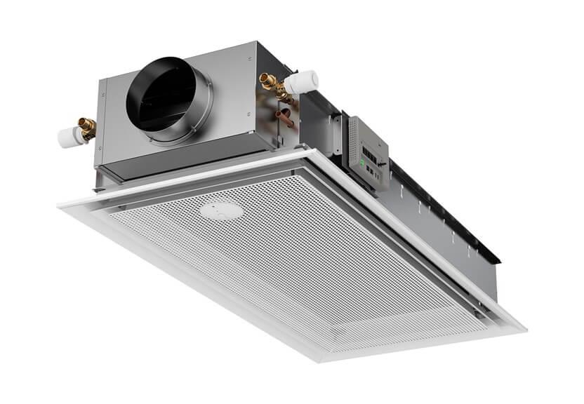 Комфортный модуль для вентиляции по потребности WISE PARASOL Zenith