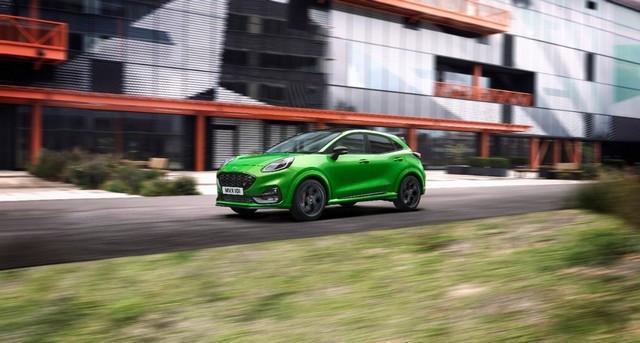 Le nouveau Ford Puma ST va rugir à partir de 33 650 euros 1600941228539