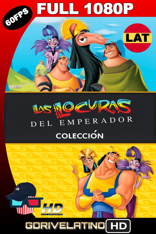 Las Locuras del Emperador (2000-2005) Colección BDRip 1080p (60 fps) latino-ingles MKV