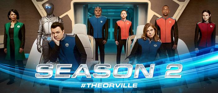 The Orville Sezonul 2 episodul 1
