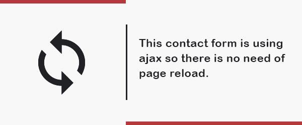 parfait contact nous formulaire page recharger