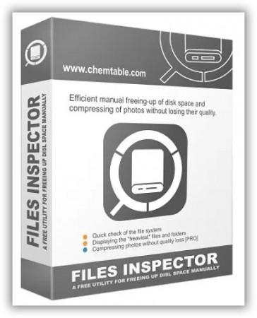 Удаление ненужных файлов и приложений - Files Inspector 1.40