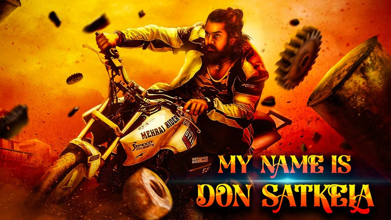 My Names Is Don Satkela (2021) Hindi Dubbed WEB-DL 720p 850MB Download