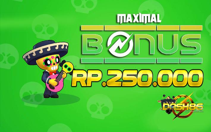 max bonus 250.000