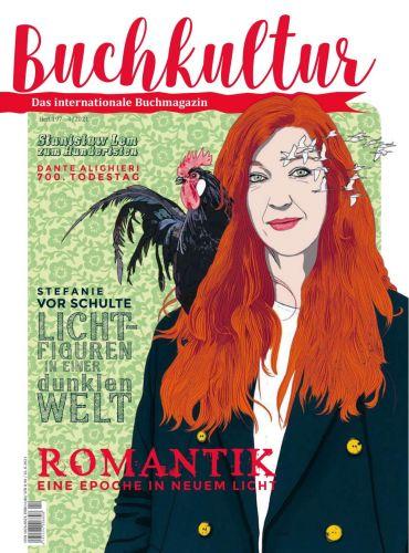 Cover: Buchkultur Das Internationale Buchmagazin No 04 2021