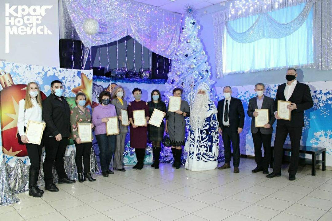 Управляющую компанию «МКД «Восток» наградили благодарственным письмом Губернатора Московской области
