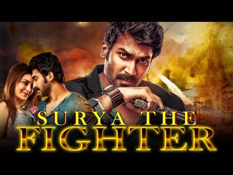Surya The Fighter (2019) Hindi Dubbed Movie 720p