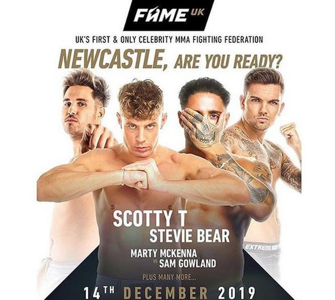 Fame MMA 1 UK (14.12.2019) PL.WEB-DL.x264-FOX / Komentarz angielski + polski