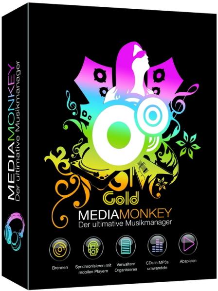 MediaMonkey Gold 5.0.1.2433 Final