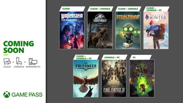 Xbox 遊戲通行證在2月初添加了《最終幻想XII:十二生肖時代》,《空战猎鹰》,《侏羅紀世界:進化》等 Xbox-Game-Pass-02-02-21-600x338