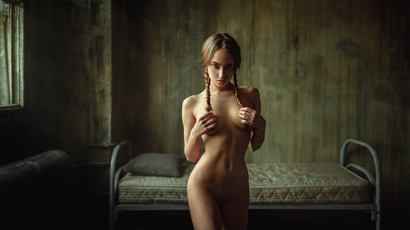 Катя / фотограф Георгий Чернядьев