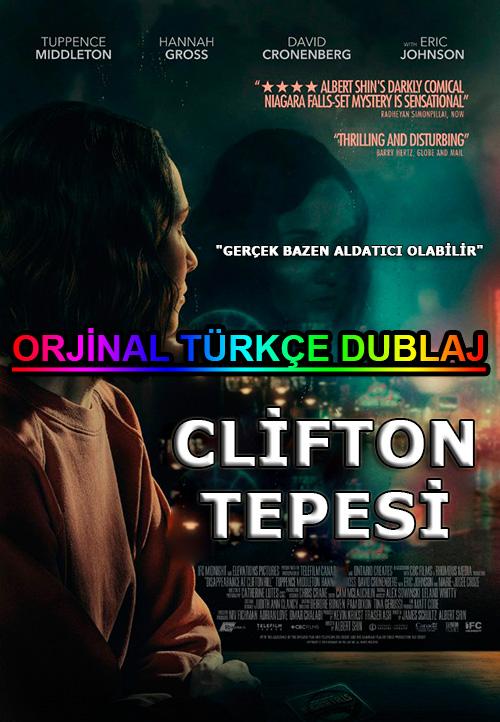 Clifton Tepesi | Clifton Hill | 2020 | WEB-DL | XviD | Türkçe Dublaj | m720p - m1080p | WEB-DL | Dual | TR-EN | Tek Link