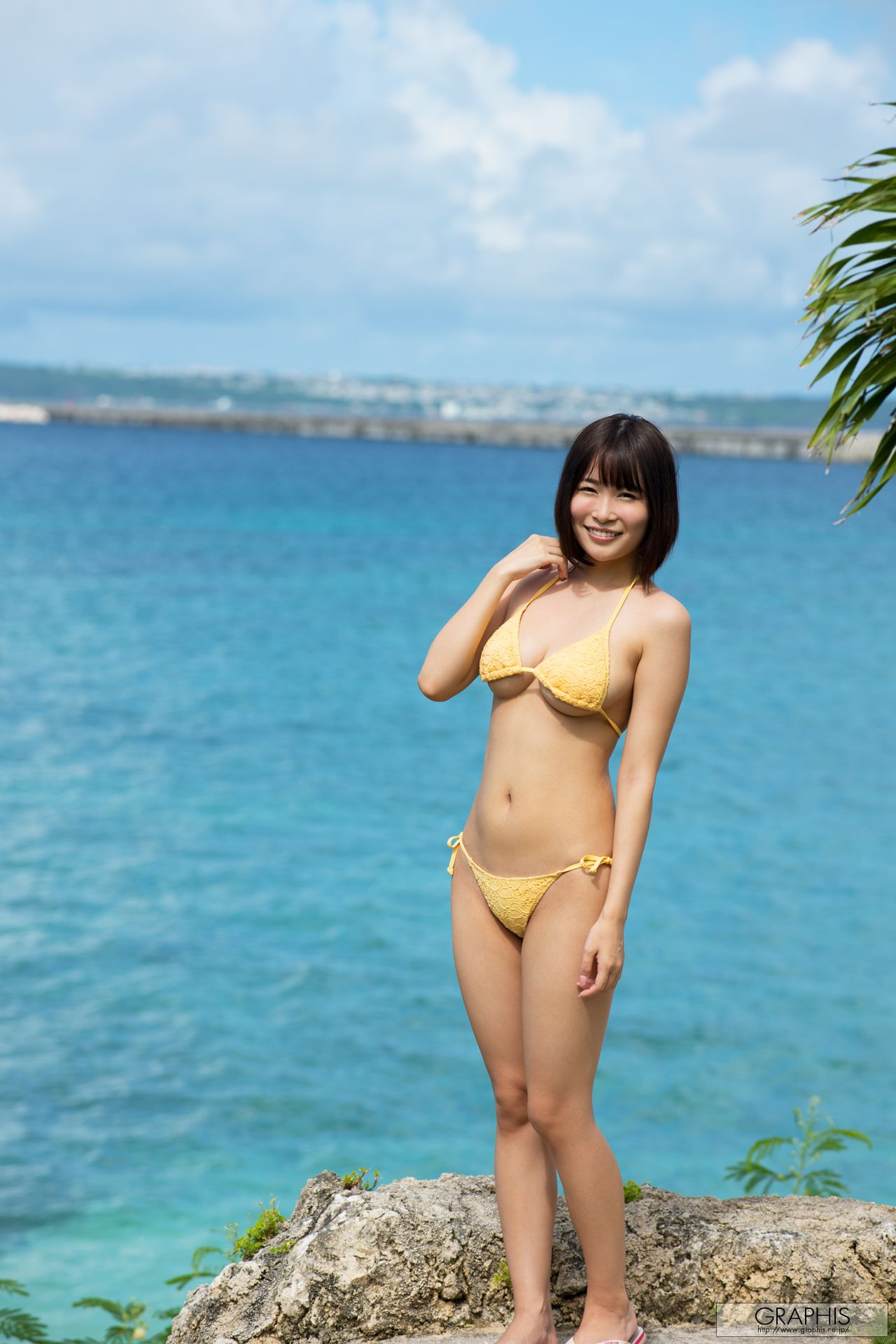 [Graphis] NO.444 河合あすな - Godly beautiful breast