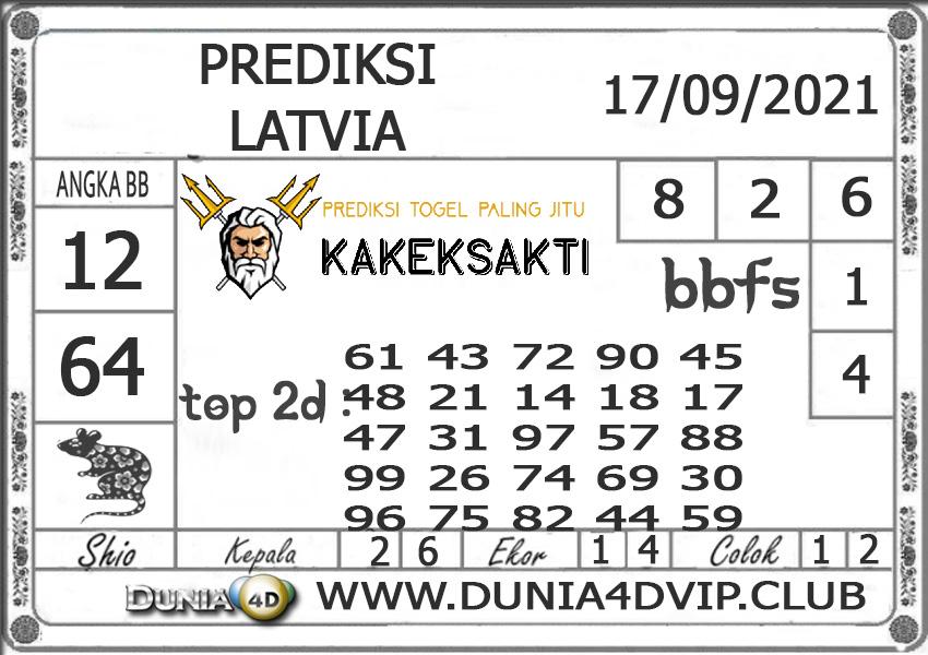 Prediksi Togel LATVIA DUNIA4D 17 SEPTEMBER 2021
