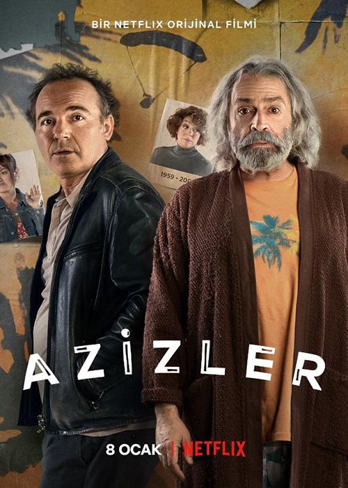 Azizler | 2021 | Yerli Film | NF | WEB-DL | XviD | Sansürsüz | 720p - 1080p - m720p - m1080p | WEB-DL | Tek Link