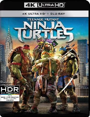 Tartarughe Ninja (2014) UHD 2160p UHDrip HDR10 HEVC AC3 ITA + E-AC3 ENG