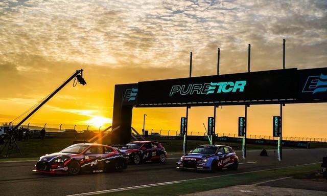 ETCR - Le calendrier de la saison 2021 Pure-ETCR