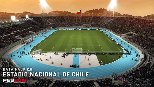PES2018 DP2 Estadio Nacional de Chile 03