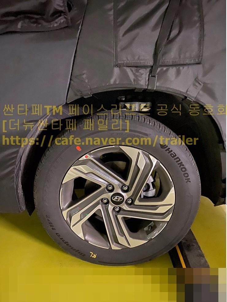 Hyundai Santa Fe Restyling (2020) 15