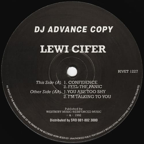 Download Lewi Cifer - Confidence mp3
