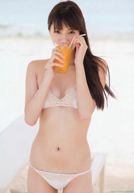 Shinkawa Yua 新川優愛