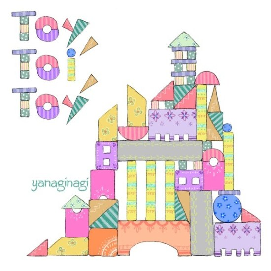 [Single] yanaginagi – Toy,Toi,Toy