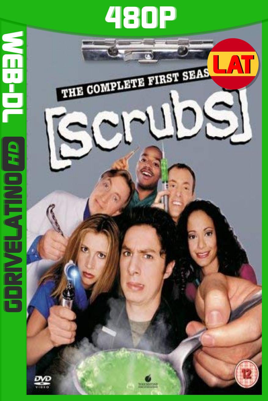 Scrubs (2001) Temporada 1 WEB-DL 480p Latino MKV