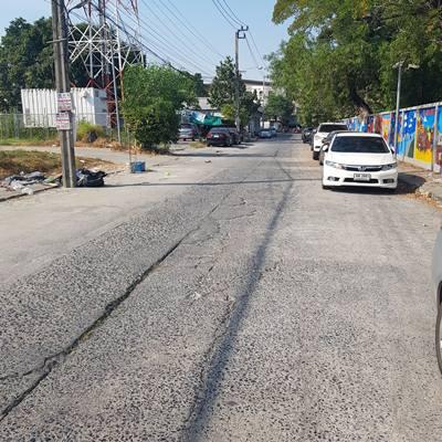 ให้เช่าที่ดินเปล่าถมแล้วในถนนนวมินทร์ กรุงเทพมหานคร