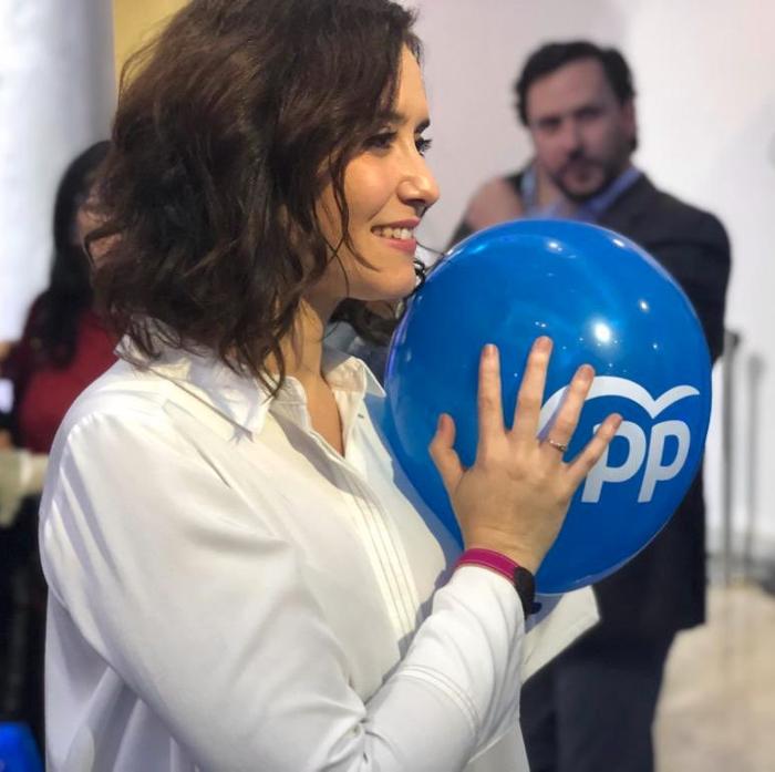 Isabel Díaz Ayuso Xjsd74abcd1