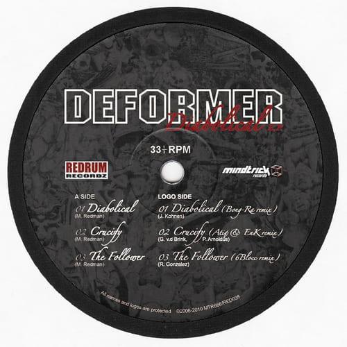 Download Deformer - Diabolical E.P. mp3