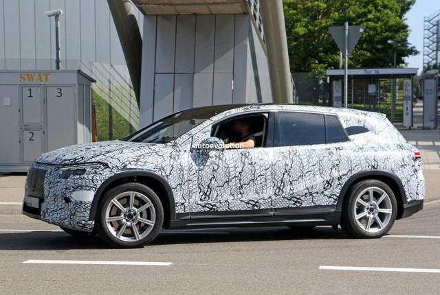 2022 - [Mercedes-Benz] EQS SUV - Page 3 741-F4342-E1-B0-488-D-8419-32397-F270-D61