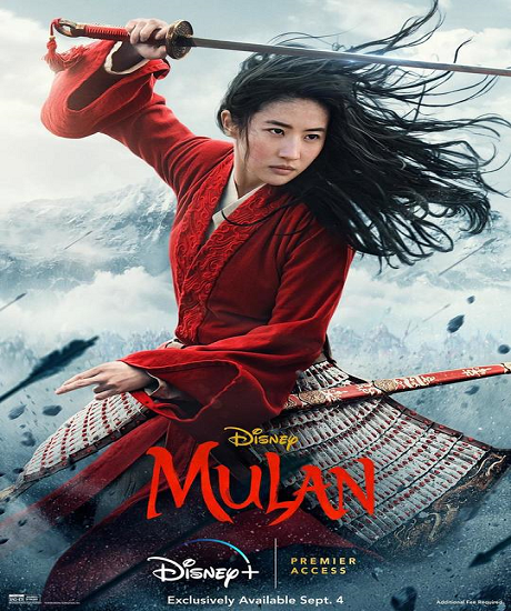 Mulan 2020 TR 720p BRRip x264 AC3 Torrent İndir